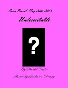 Undescribable Questionable Cover reveal