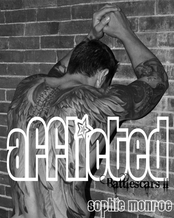 AFFLICTED FINAL COVER