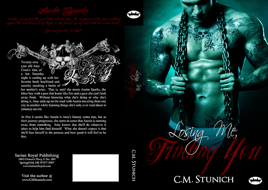 Loving Me Trusting You By Cm Stunich Hardcover Therapy