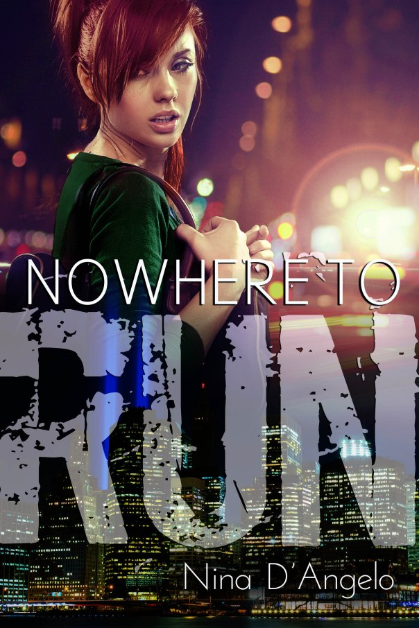 Nowhere to Run new cover