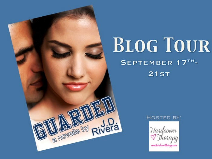 Guarded Blog Tour pic