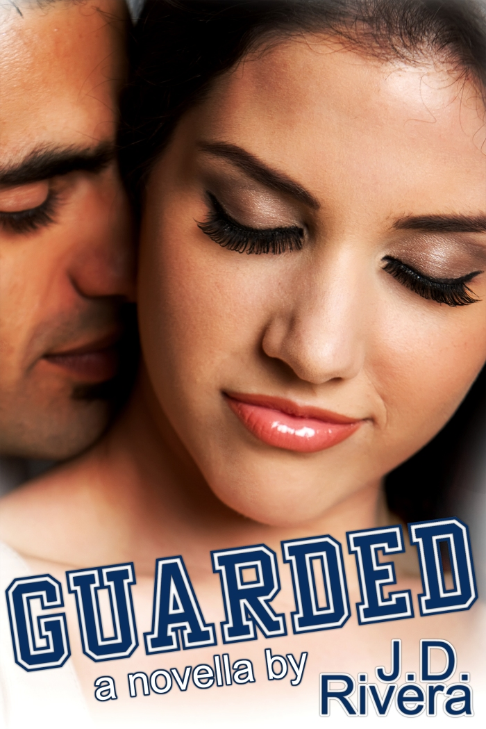 Guarded JD Rivera Cover