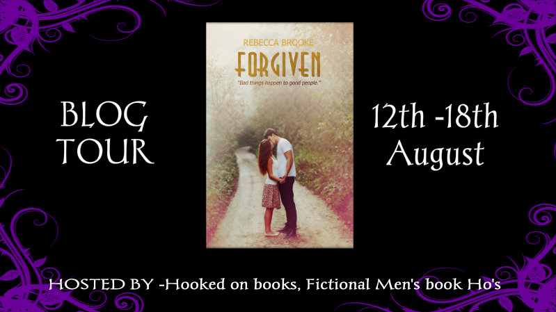 Forgiven blog tour
