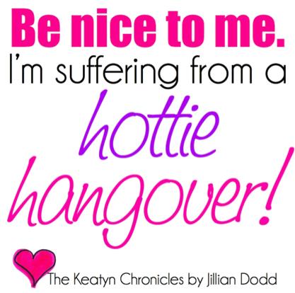 hangover hottie