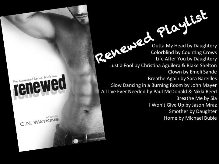 Renewed playlist