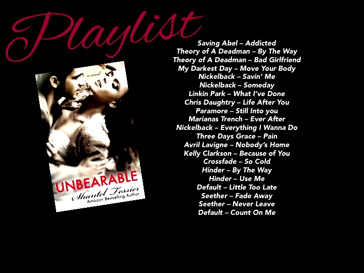 Unbearable playlist