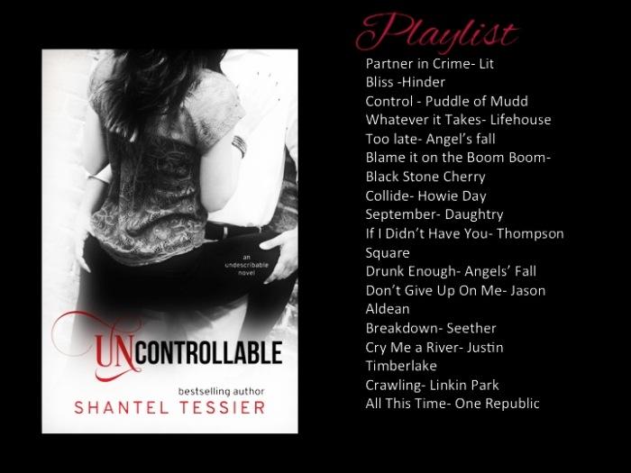 Uncontrollable playlist